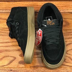 50ef5e99e2e Vans Shoes - Vans Half Cab Gum Black Black Shoes